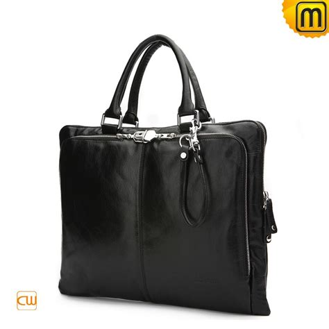 mens leather business bags mens black leather business bags cw971017