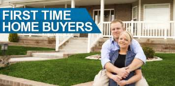 time buyer home loans information for home buyers