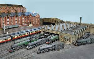 Sheds Peterborough by Peterborough The End Layout Topics Rmweb
