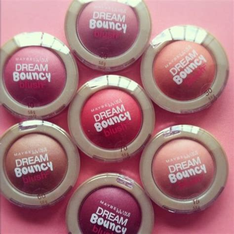 Maybelline Bouncy Blush 17 best images about makeup iso on revlon