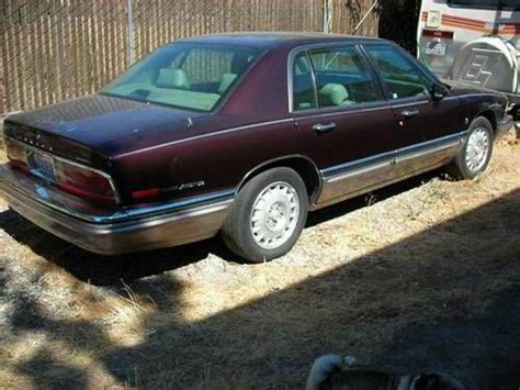 auto body repair training 1995 buick park avenue user handbook buy used 1995 buick park avenue ultra supercharger sedan 4 door 3 8l low miles in coyote