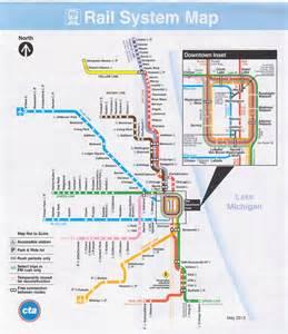 Orange Line Map Chicago by Cta Orange Line