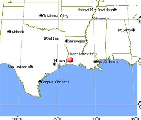 westlake texas map westlake louisiana la 70669 profile population maps real estate averages homes