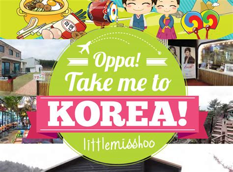 Korean Giveaway - giveaway new travel guide book quot oppa take me to korea quot soompi