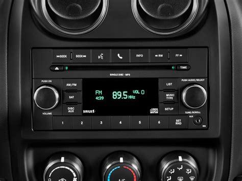 Jeep Patriot Speaker Size 2011 Jeep Patriot Fwd 4 Door Latitude Audio System
