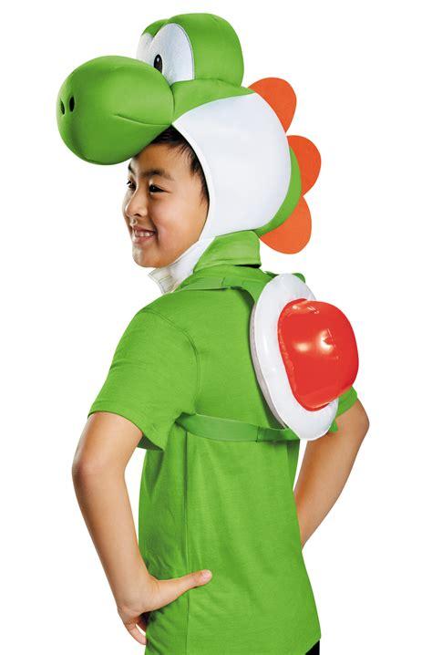 yoshi costume brand new nintendo mario brothers yoshi child costume kit ebay