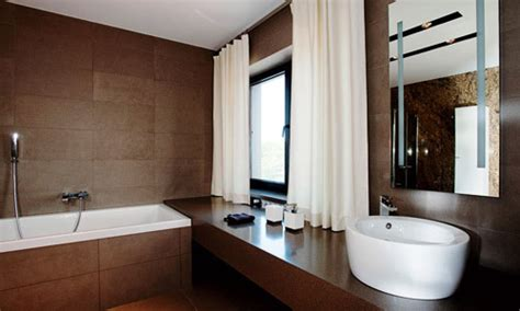 brown bathroom ideas decor and accessories