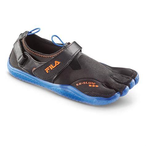 fila toe shoes for fila skele toes ez slide water shoes 620365 boat