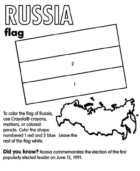 flag coloring pages crayola use crayola 174 crayons colored pencils or markers to color