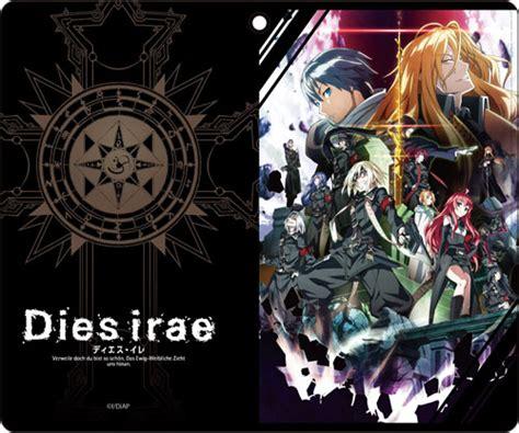 Kaset Dvd Anime Dies Irae dies irae 手帳型スマホケース コンテンツシード 他グッズ
