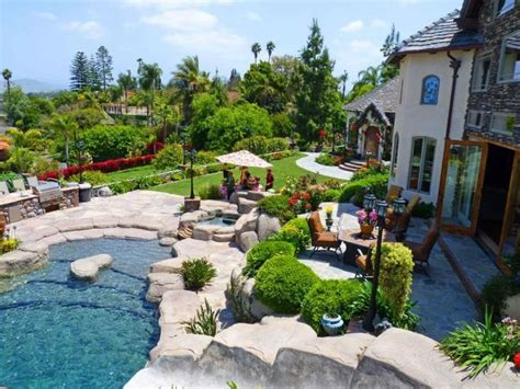 home design dream house v1 5 beautiful country garden with swimming pool visit