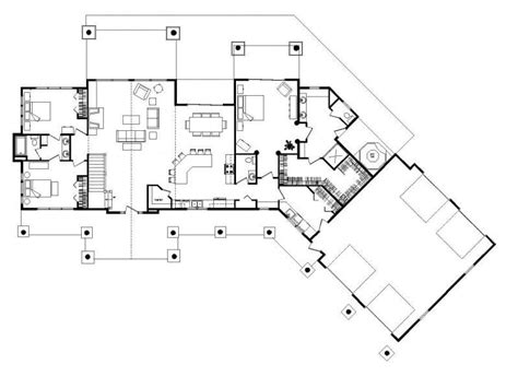 house plans with and bathrooms amazing ranch house plans with and bathroom