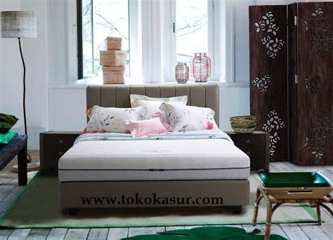 Florence Kasur Springbed Sleep Care 200x200 Set florence bed kasur florence toko furniture simpati