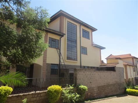 bedroom town 4 bedroom town house lavington
