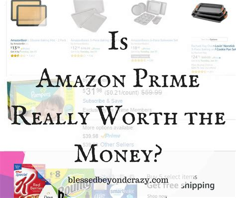amazon worth is amazon prime really worth the money