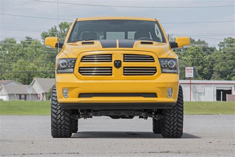 dodge ram 1500 10 inch lift 6in suspension lift kit for 12 17 dodge 4wd 1500 ram