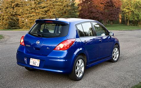 Nissan Versa Sport 2010 Nissan Versa 1 8 Sl Hatchback Editors Notebook