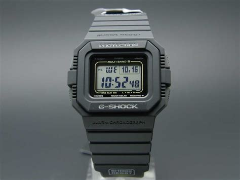Casio Original G 056b Second casio g shock gw 5510 1jf multi band 6 seiyajapan