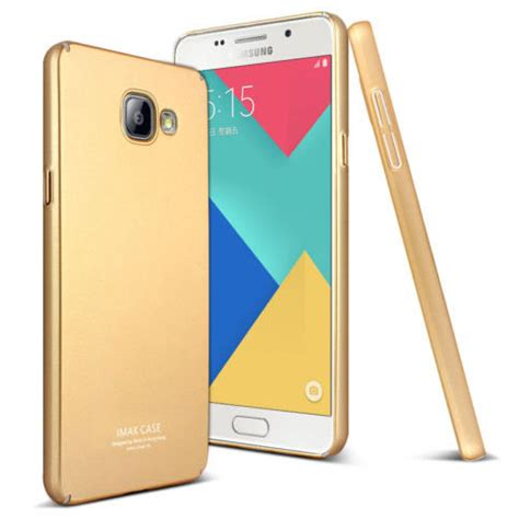 Imak Jazz Series Ultra Thin F Samsung Galaxy A5 2016 A5100 Hitam imak jazz series ultra thin for samsung galaxy a9
