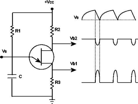 transistor bjt y ujt transistor ujt funcionamiento 28 images electrnica