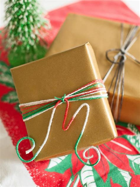 best wrapped christmas presents top 10 diy gift wrapping ideas top inspired