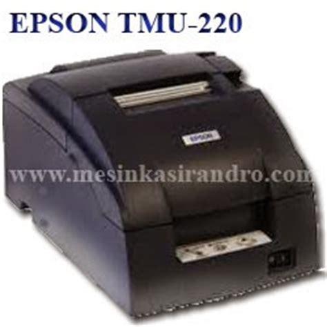 Mesin Kasir Epson printer kasir epson tmu 220 mesin kasir andro surabaya