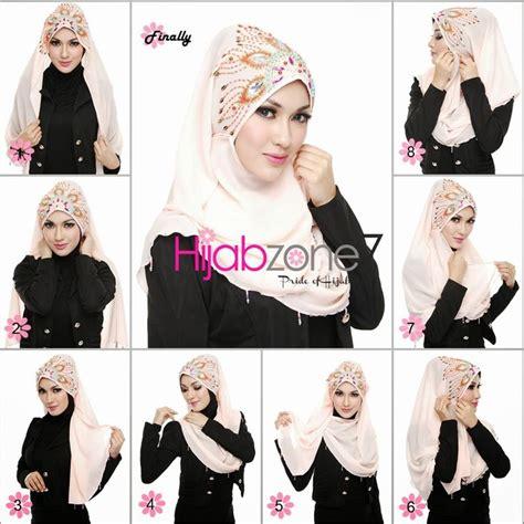 tutorial halfmoon qaira hijab 56 best images about hijab scarf tutorials on pinterest