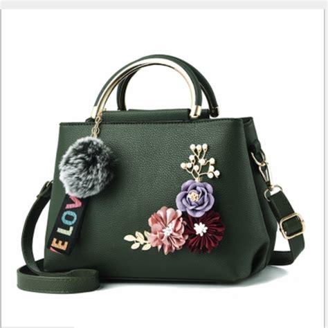 V83610 Green Tas Fashion Wanita Import Batam jual b8859 green tas wanita elegan cantik grosirimpor