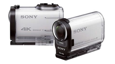 Sony Fdr X1000vr 4k camcorder page