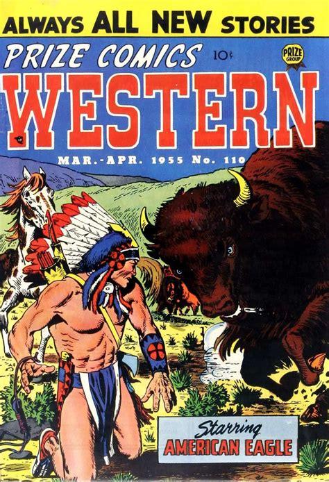 Westerns Graphic Novels Comics Books Prize Comics Western V14 1 110 Prize Comic Book Plus