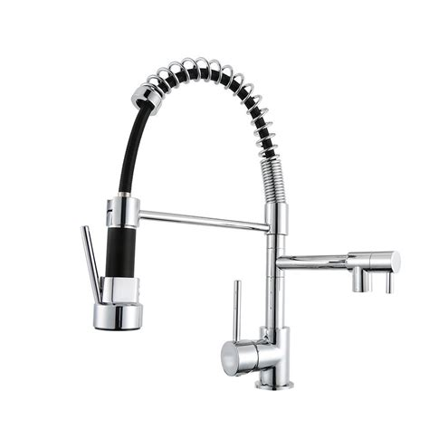 wholesale kitchen faucets wholesale and retail pull down spring kitchen faucet
