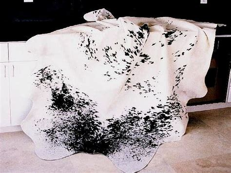 Black And White Cow Rug Black White Cowhide Rug Salt Pepper Cowhide Rugs