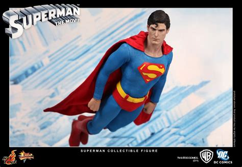 Toys Superman Christopher Reeve Ht figure insider 187 toys 1 6th scale superman the figure