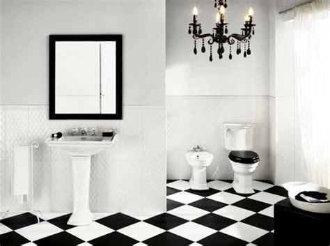 badezimmer fliesen kombinieren aristokratisches badezimmer einrichten wei 223 und schwarz