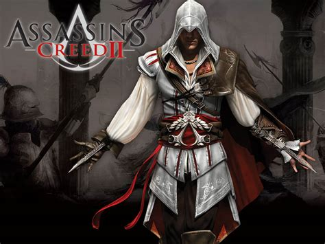 assassins creed the wallpapers assassin s creed 2 game wallpapers