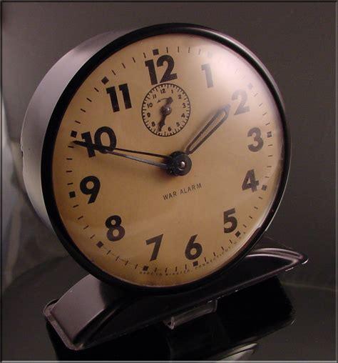 war alarm clock c 1940 s collectors weekly