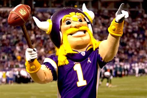 meet my mascots looks bad the 10 creepiest and nfl mascots of all time total