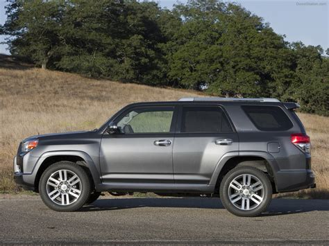 2011 Toyota 4 Runner Toyota 4runner Limited 2011 Car Wallpapers 08 Of