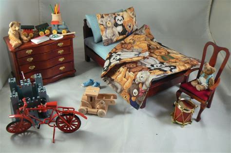 Little Boys Bedroom Set | little boys dressed bedroom set