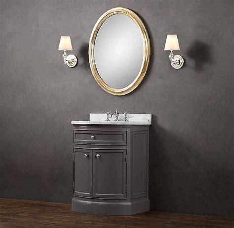 powder room vanity 37 best powder room images on bathroom downstairs bathroom and bathrooms