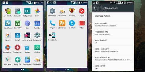 tutorial ngepet rom smartfren andromax c2 new android one rom fix root