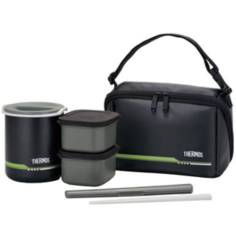 I 8 Rice 12 5l thermos thermal heat insulation lunch box container