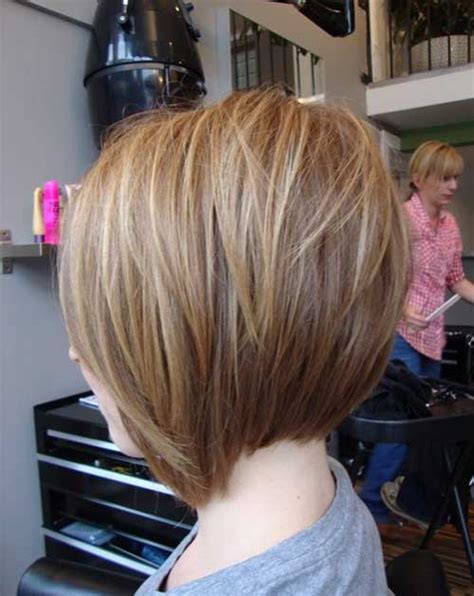 photos of the back of angled bob haircuts 15 best back view of bob haircuts short hairstyles 2016