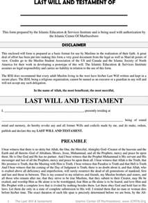 last will and testament template pdf tennessee last will and testament form for excel pdf and word