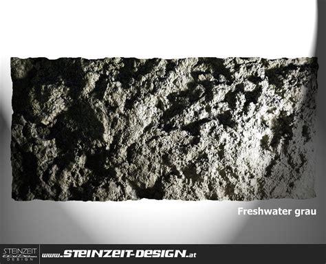 Steinzeit Design by Aquarium R 252 Ckwand Freshwater