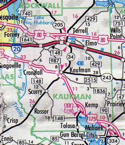 map of kaufman texas kaufman county map texas texas hotels motels vacation rentals places to visit in texas