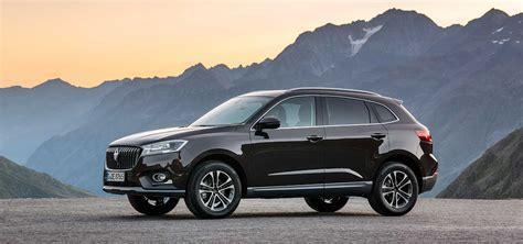 Audi X3 by Borgward Bx7 A Combination Between Bmw X3 And Audi Q5