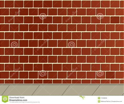 royalty free brick wall pictures images and stock photos brick wall and sidewalk background stock vector image