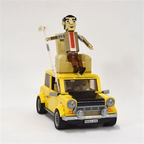 bean mod  cool lego creations lego cars