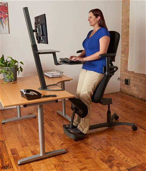 Standing Leaning Chair by 3 Standing Chairs For Your Office Accessories Lists